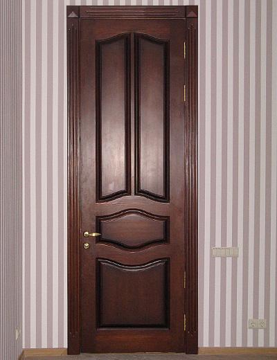 Двери гармошка деревянные межкомнатные - популярные